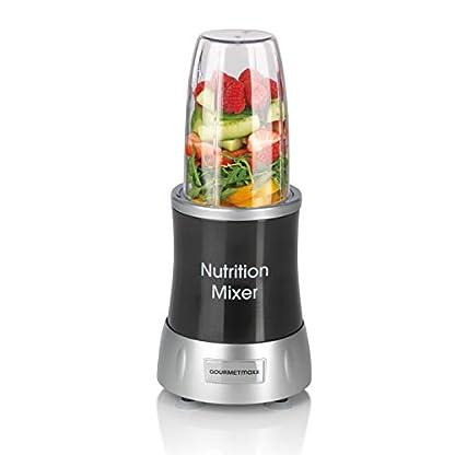 GOURMETmaxx-Nutrition-Mixer-Deluxe-Standmixer-Smoothie-Maker-mit-7-Funktionen-Smoothie-Mixer-mit-TO-GO-Funktion-und-Smoothie-Flasche-1000W-POWER-22000-RPM