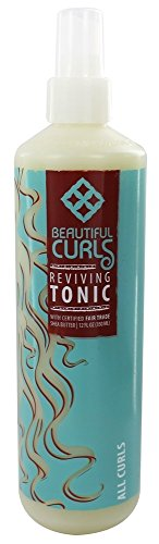Raviver Tonic, Tous Curls, 12 fl oz (350 ml) - Beautiful Curls
