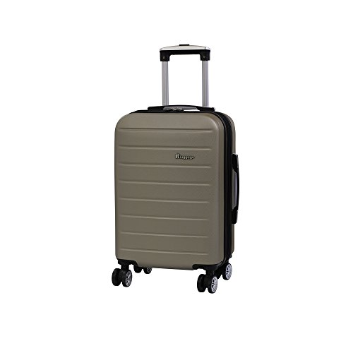it luggage Legion 8 Wheel Cabin Spinner Expandable Hard Case Koffer, 55 cm, 45 liters, Gold