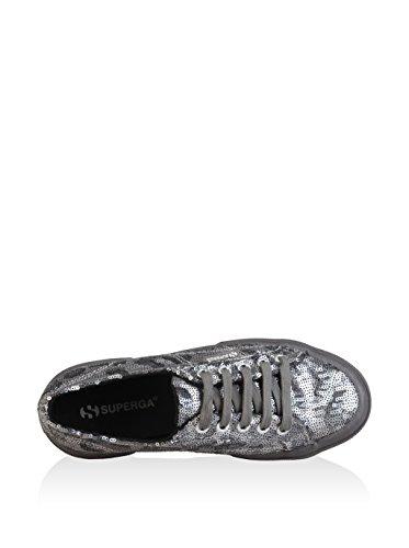 Superga 2750-Paicamow, Sneaker, Donna Argento