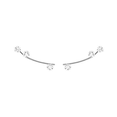 PD Paola Glow Silver Ohrringe AR02-034-U