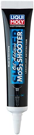 Liqui Moly Motorbike Oil Additive MOS2 Shooter (20 ml) (LM054)