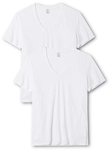 G-STAR RAW Herren Basic Heather T-Shirt 2-Pack - G-star-t-shirt