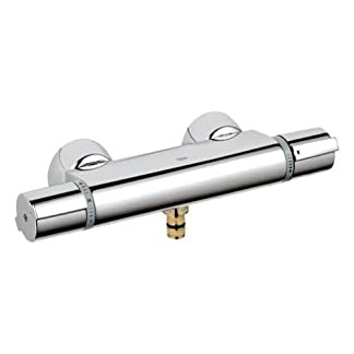 GROHE Thermostat-Waschtisch-Wandbatterie Grohtherm 2000 Special 34427 chrom