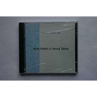 Akzo Nobel for Young Talent - The Hague November 4, 1994 by Unknown (1994-01-01j