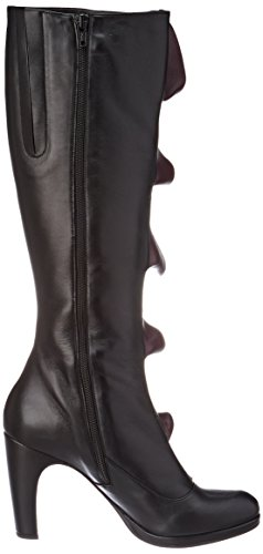 Chie Mihara Damen Gayura Langschaft Stiefel Noir (Maitai Negro-Maitai Grape)