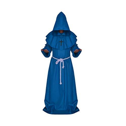 Langarm Priester Kostüme