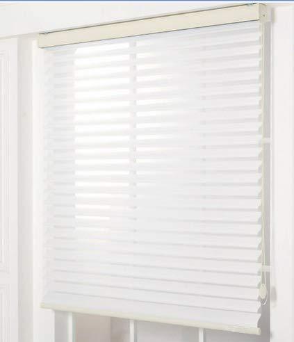 Gefaltete Schatten Window Shades,Breite uv Schutz Blinds Blackout Rollenfarbtöne Licht, Schlafzimmer Blinds-Weiß 116x162cm(46x64inch) (Für Windows Blackout-schatten)