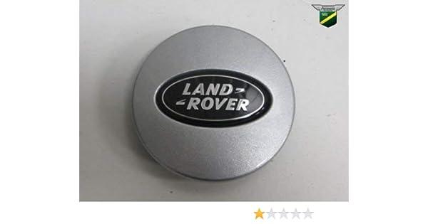 Land Rover Range Rover Center Center Hub Cover EMBLEM Silver Green 63mm 4pcs