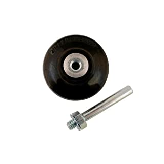 Connect 32110 50mm Abracs Quick Lock Backing Pad by CONNECT