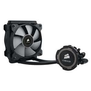 Corsair cw-9060015-ww Prozessor Wasser und Gas Kühlelemente–Gewässer und Kühlmittel (Aluminium, schwarz, 12cm, 12cm, 15,2cm, 2,5cm)