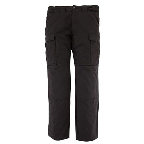 5.11 Tactical TDU Pant - SHORT LEG Ripstop Black - X Large (Waist)