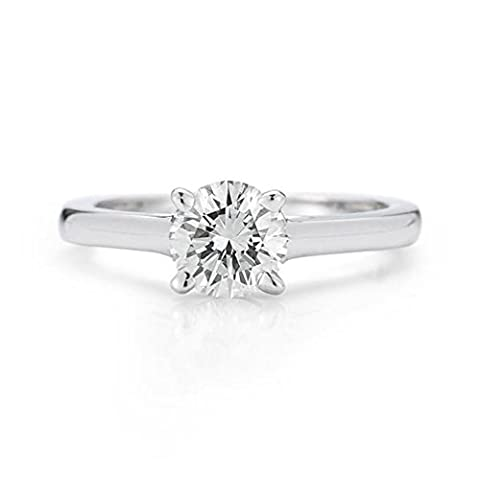 G&S Diamonds Or 375 or blanc 375/1000 (9 cts) Rond brillant h Diamant