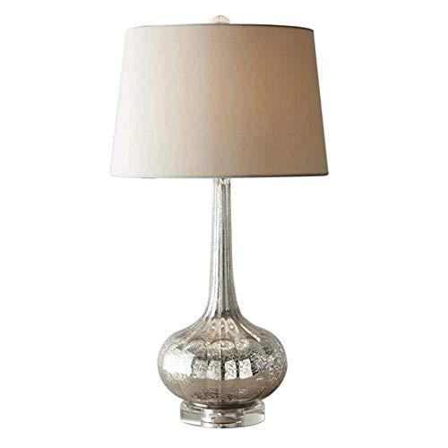 XiaoZou Tischlampe Keramik Tischlampe for Akzent Nacht Schlafzimmer Wohnzimmer Dekoration Tischlampe Schlafzimmer Wohnzimmer Kaffee -