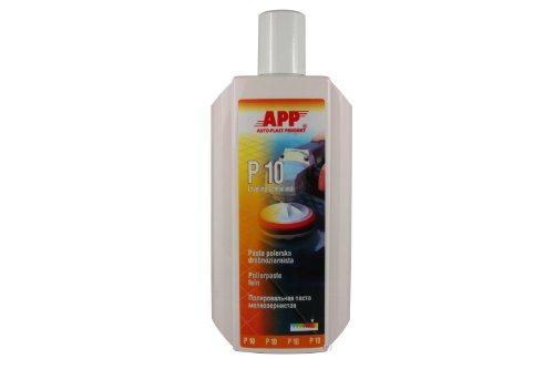 Preisvergleich Produktbild APP - Polierpaste Fein Feinschleifpaste Politur P10 Glanzpolitur