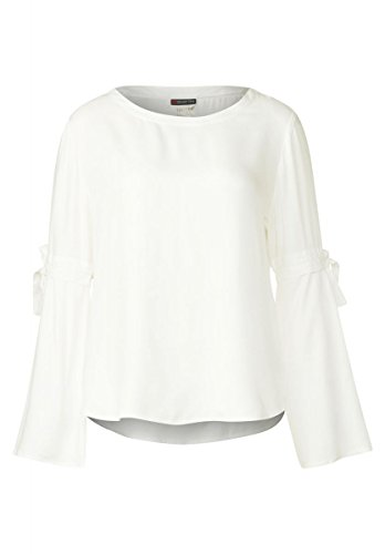 Street One Chemisier - Manches Longues - Femme off white (weiss)