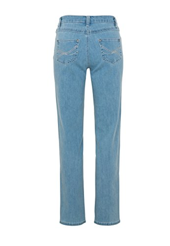 Million X Femme Jeans Nouvedlle Rita Light Blue Denim