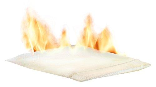 firebag Feuerfeste Tasche: Feuersichere Dokumententasche (Feuerfeste Dokumententasche) - 3