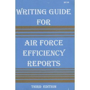 writing-guide-for-air-force-efficiency-reports-3rd-by-drewry-douglas-l-1989-paperback