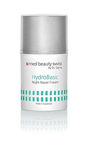 med beauty HydroBasic Night Repair Cream 50ml - Night Repair Cream