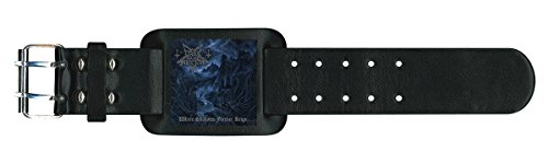Where Shadows Forever Reign Leder Armband
