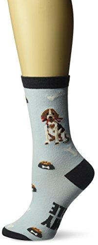 K-Bell I Love My Beagle Crew Socks