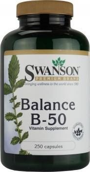 Swanson Balance B-50 (250 Capsules )
