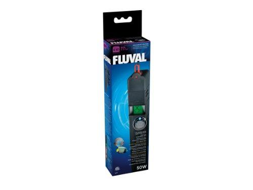 Fluval E-Heizer - Der Elektronikheizer aus der E-Serie 50 Watt für Aquarien bis 60 Liter
