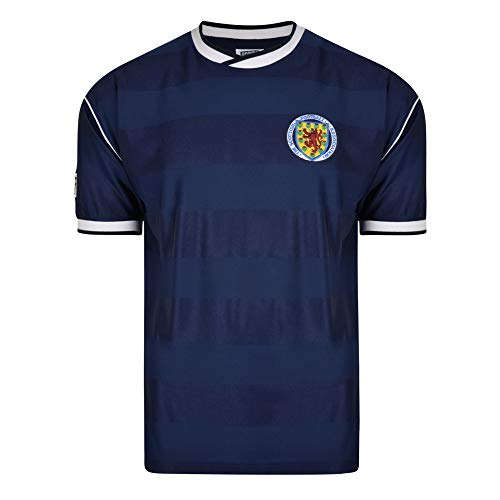 Scotland Official Retro 1986 Football Shirt
