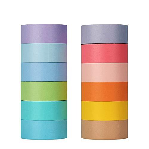 Washi CL01 Macarons Tape -