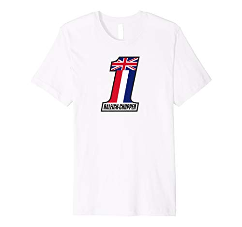 Raleigh Chopper No1 Fan T-Shirt for Men, Women, Kids - S to 3XL
