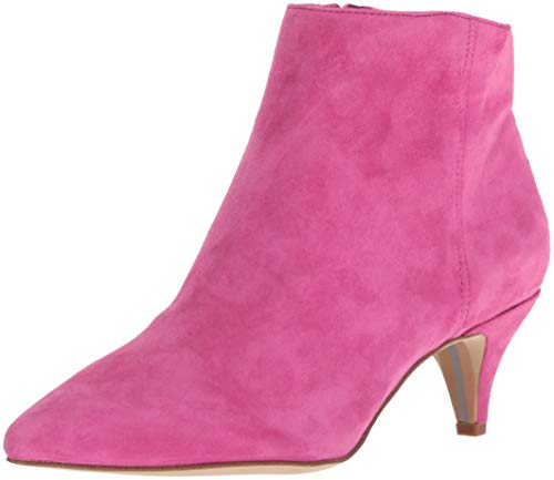 Sam Edelman Damen Kinzey Retro Pink Suede 7 M EU -