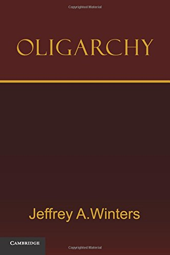 Oligarchy Paperback