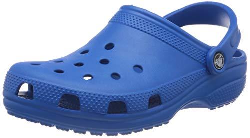 crocs Unisex-Kinder Classic Kids Clogs, Blau (Bright Cobalt 4jl), 30/31 EU