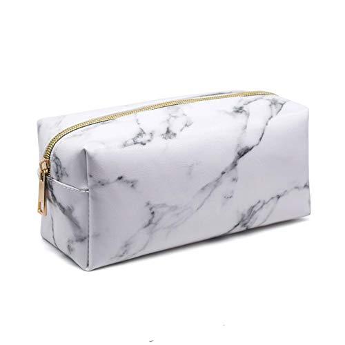 LeKing Bolso cosmético del Modelo de mármol