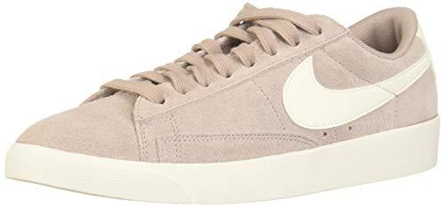Nike Damen W Blazer Low Sd Basketballschuhe, Mehrfarbig (Diffused Taupe Sail 200), 38.5 EU -