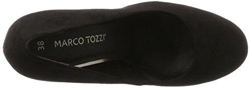 Marco Tozzi 22452, Scarpe con Tacco Donna Nero (Black 001)