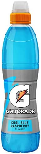 Gatorade Cool Blue Raspberry, 500 ml