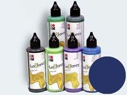 Marabu Window Color fun&fancy, Pariserblau 058, 80 ml