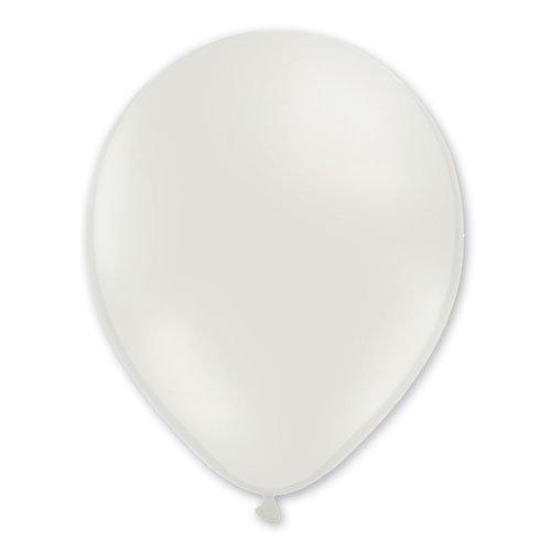 Hemore 30cm Latex Ballon Perlweiß 20er Pack Dekorativer Ballon für ()