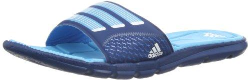 adidas Performance Adipure 360 Slide F32469 Damen Dusch- & Badeschuhe, Blau (Tribe Blue S14/Samba Blue S14/Running White Ftw), EU 43 1/3 (UK 9)