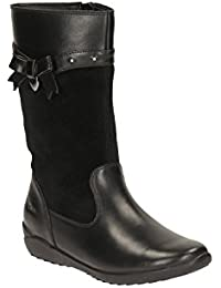 Clarks Girl's Ting Chic Boots