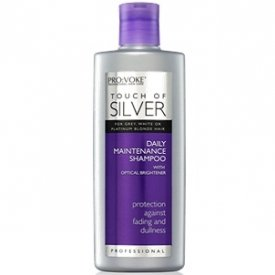 Provoke Touch of Silver Daily Maintenance Shampoo 6 x 200ml by Touch Of Silver