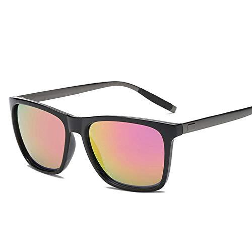 ANSKT Modische helle Aluminium-Magnesiumfüße, 5UV 400 Outdoor-Sportbrillen polarisierte Sonnenbrillen Reitbrillen, geeignet zum Skifahren von Golf-Bikes beim Fischen mit Baseball