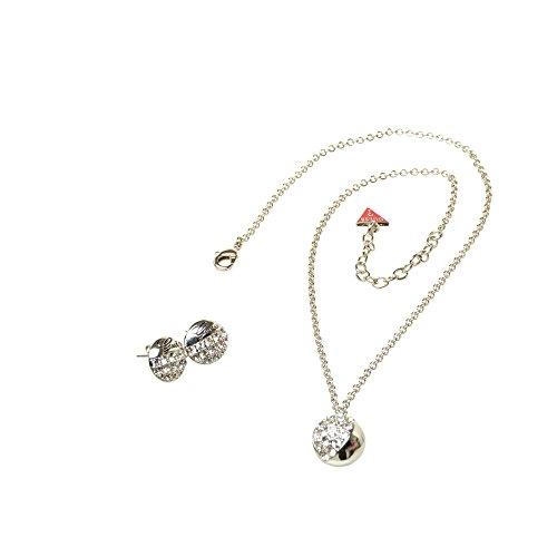 guess-para-mujer-joyas-de-plata-pendientes-de-metal-ubs91301