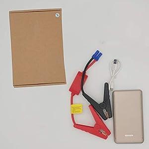 Peanutaso 30000mAh Portable Car Jump Starter Pack Booster Cargador LED Batería Power Bank Fuente de alimentación de Arranque portátil de Emergencia