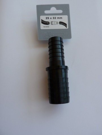 Ubbink - Raccord droit 25-32 mm - 1510056