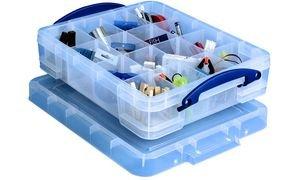 Really Useful Box mit Bote Lagerplatz, 11 Liter