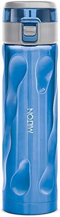 Milton Stylish-500 Thermosteel Water Bottle, 500ml, Blue
