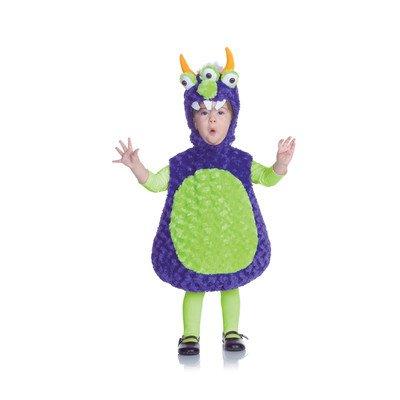 Kost-me f-r alle Gelegenheiten UR26076TLG Monster Kleinkind 3 Eyed ()